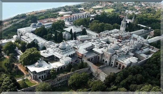 Достопримечательности Стамбула - Дворец Топкапы